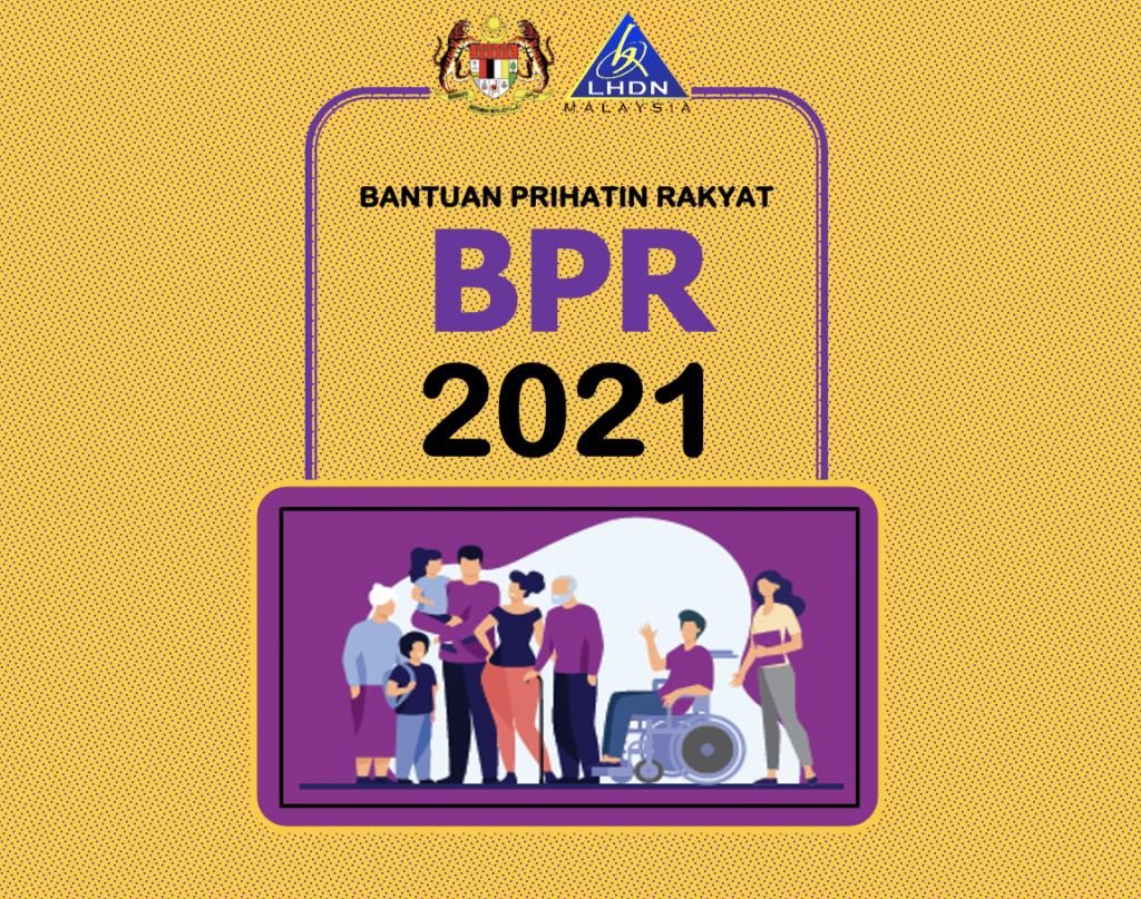 Cara Mohon, Semak Kelulusan dan Kemaskini BPR 2021